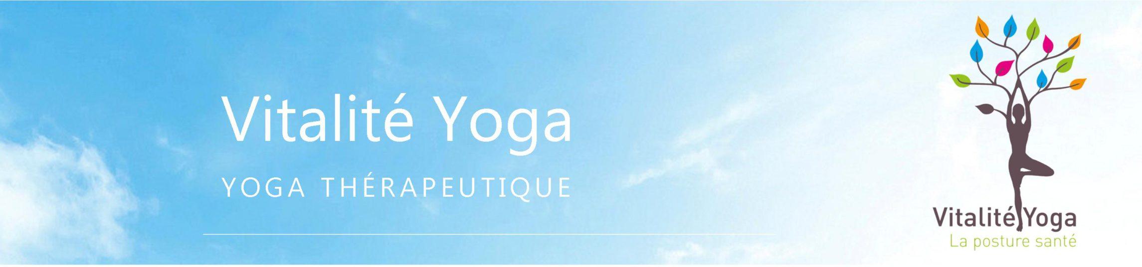 Vitalité Yoga - Yoga Thérapeutique